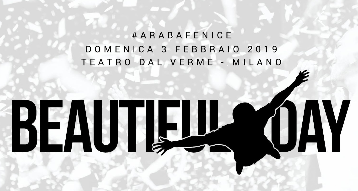 Annunciato il Beautiful Day 2019!