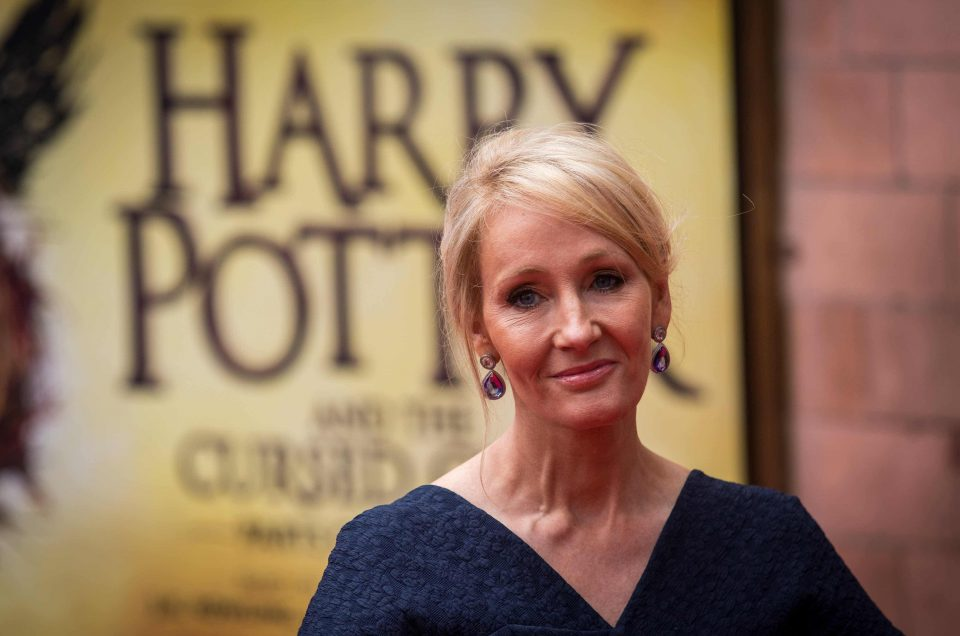 j.k.rowling harry potter