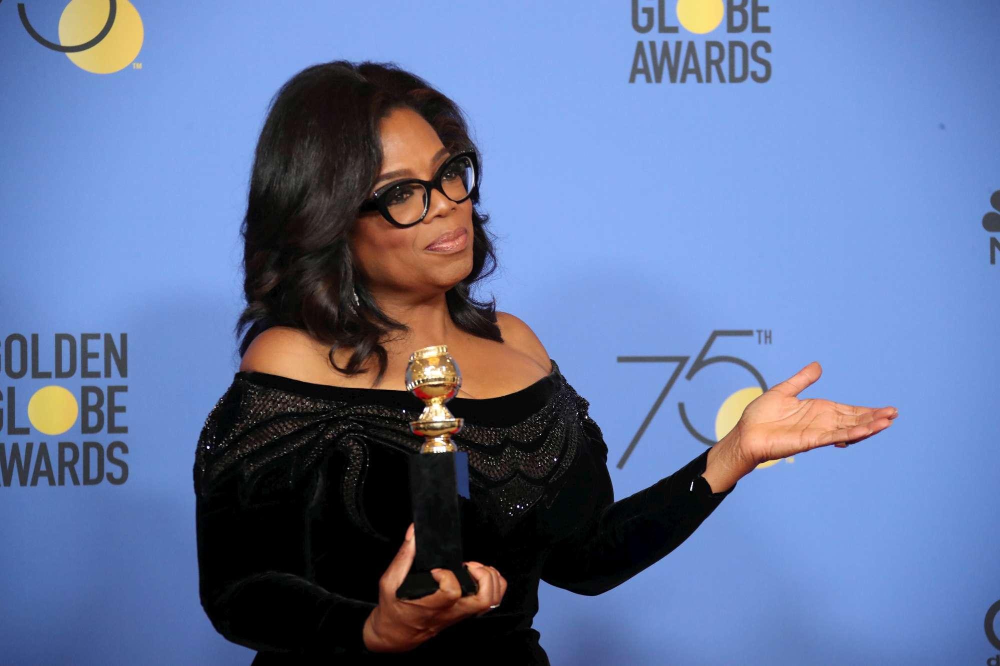 Oprah Winfrey: paura e libertà
