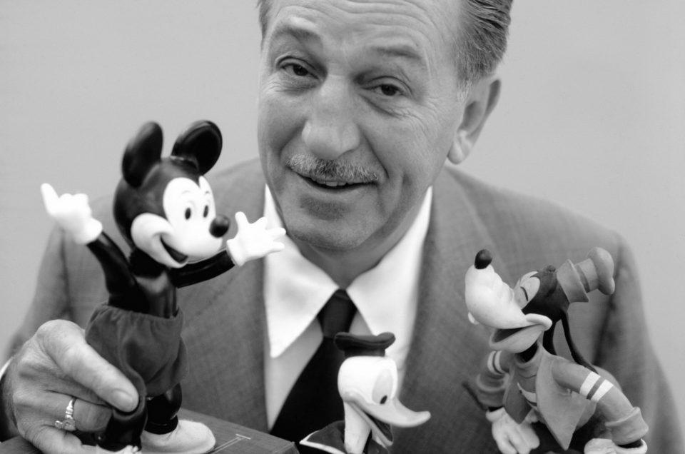 Walt Disney: il coraggio di immaginare, la forza di resistere
